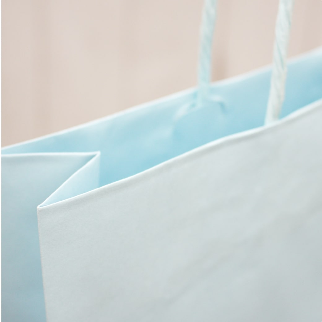 紙袋,カラークラフト