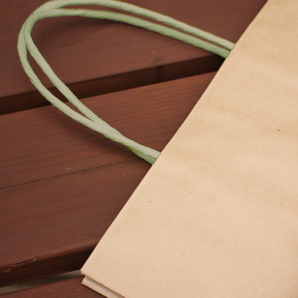 紙袋,クラフト紙バッグ